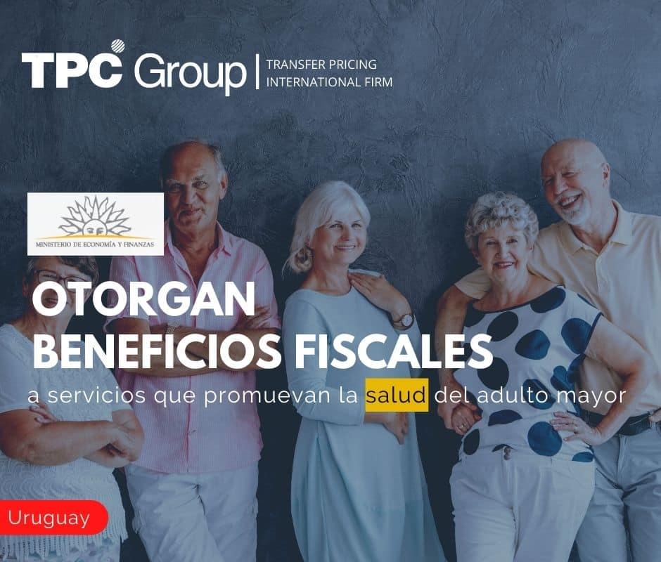 Otorgan beneficios fiscales a servicios que promuevan la salud del adulto mayor