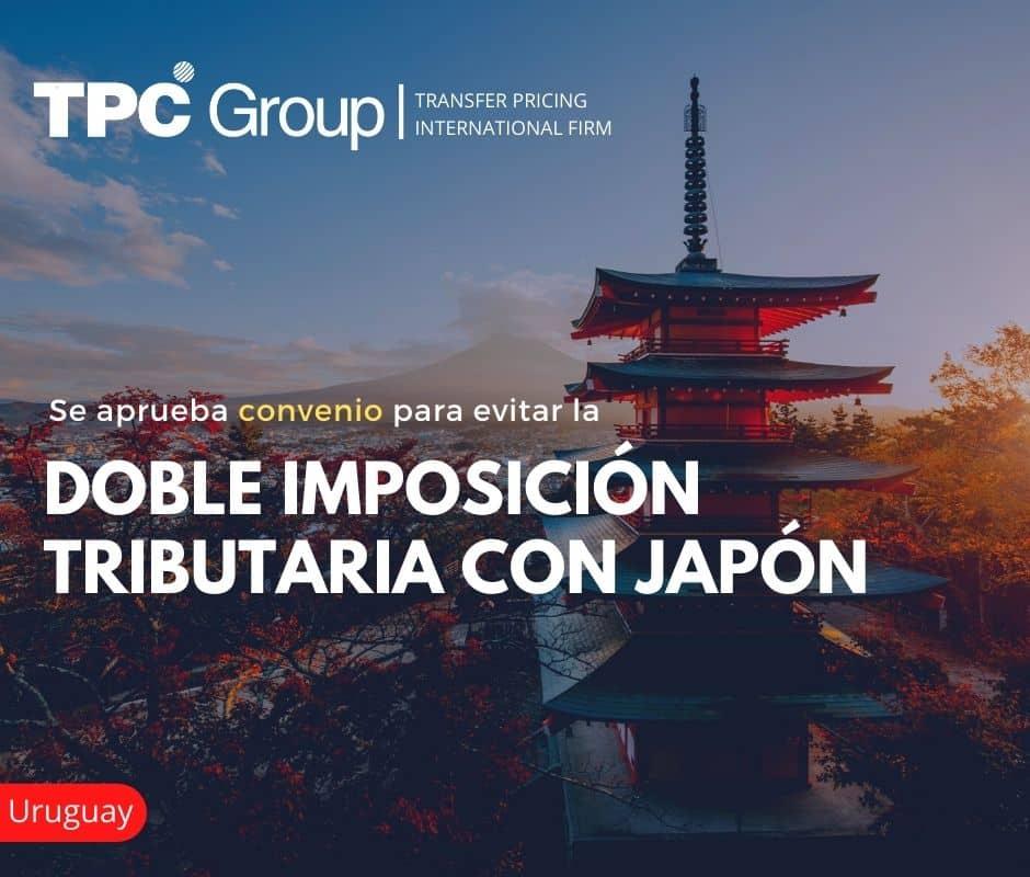 Se aprueba convenio para evitar la doble imposición tributaria con Japón