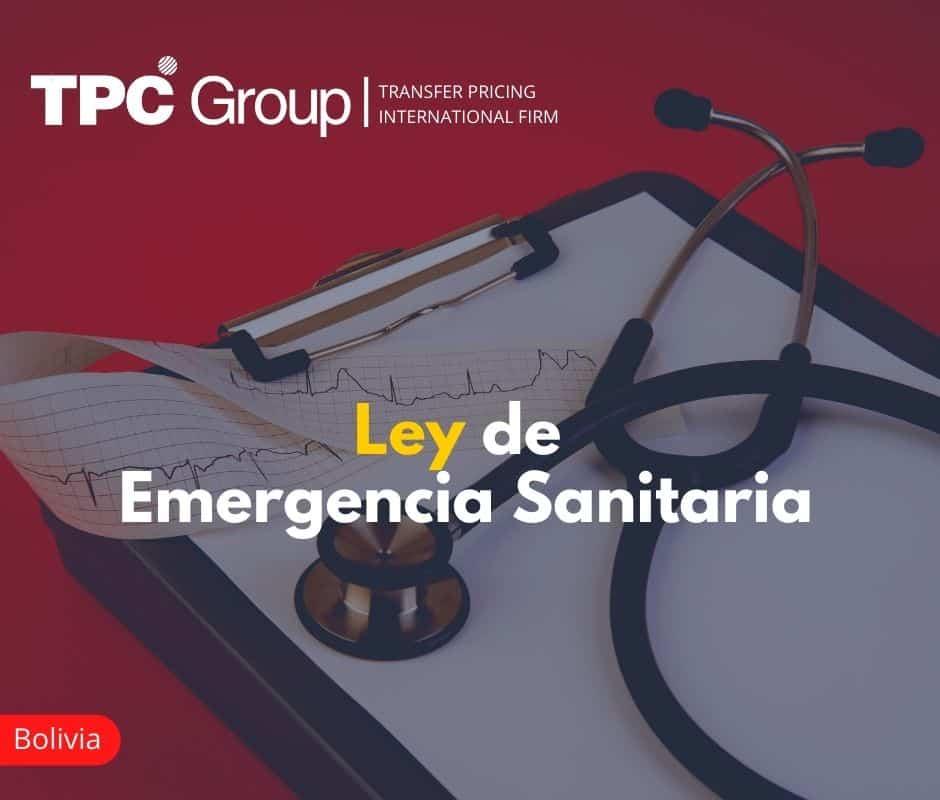 Ley de Emergencia Sanitaria