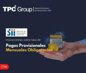 Instrucciones sobre tasa de Pagos Provisionales Mensuales Obligatorios