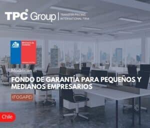 Modifican el fondo de garantía para pequeños y medianos empresarios (FOGAPE)