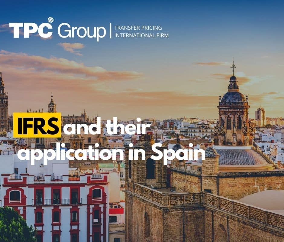 IFRS and their application in Spain