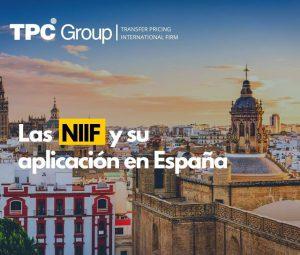 Las NIIF y su aplicación en España