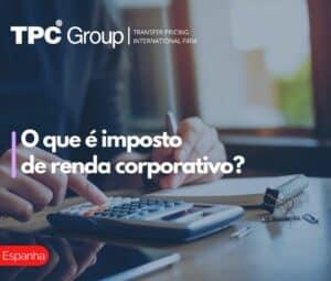 Imposto de renda corporativo na Espanha