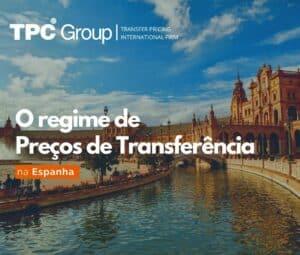 O regime de preços de transferência na Espanha