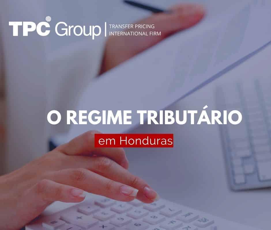 O regime tributário em Honduras
