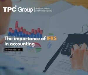 The importance of IFRS in accounting in Honduras