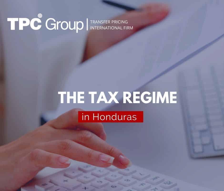 The tax regime in Honduras