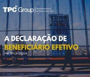 A declaração de beneficiário efetivo na Nicarágua