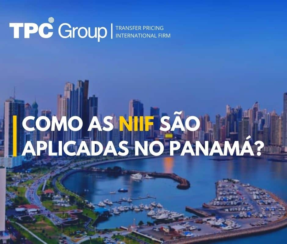 Como as NIIF são aplicadas no Panamá?