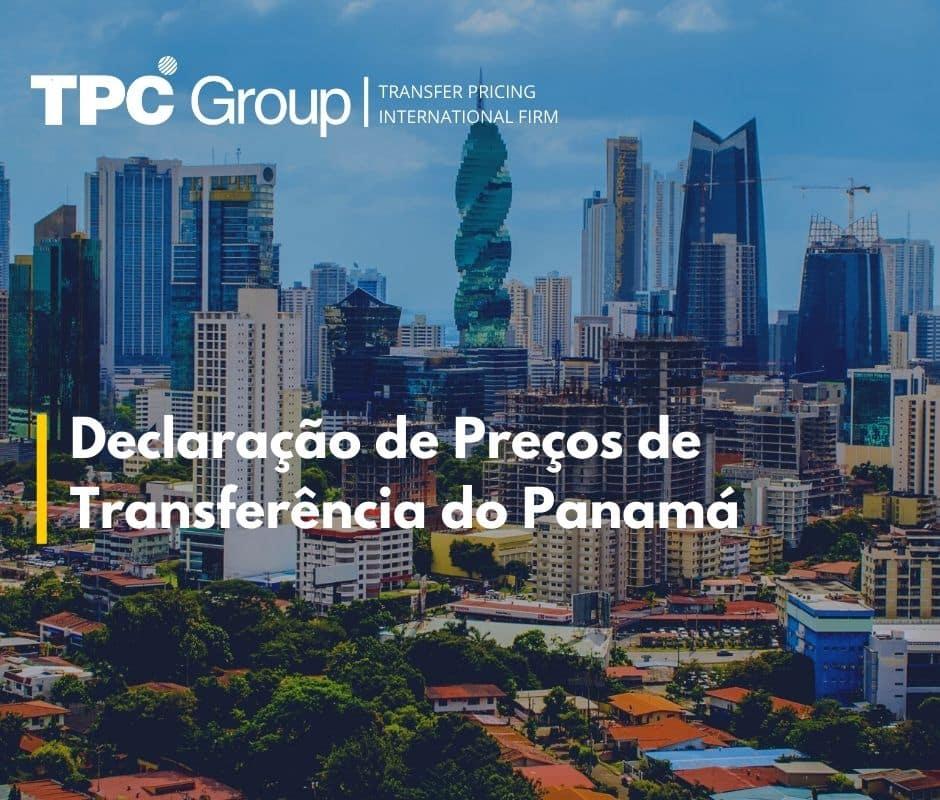 Declaração de Preços de Transferência do Panamá