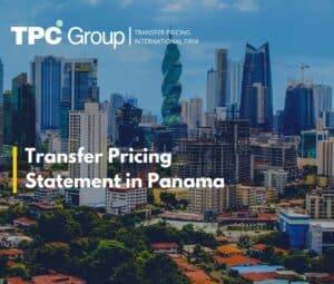 Transfer Pricing Statement in Panama