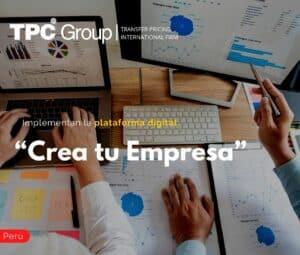 "Implementan la plataforma digital ""Crea tu Empresa"""