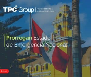 Prorrogan estado de emergencia nacional