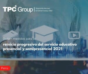 Dictan medidas para el reinicio progresivo del servicio educativo presencial y semipresencial 2021