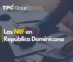 La NIIF en República Dominicana