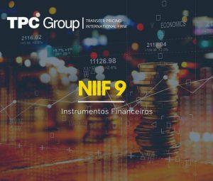 NIIF 9 Instrumentos Financeiros