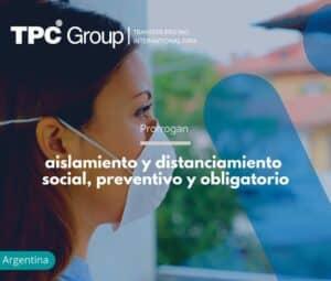 Prorrogan aislamiento y distanciamiento social, preventivo y obligatorio
