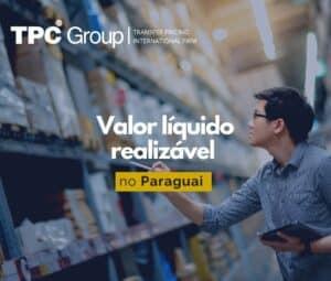 Valor líquido realizável no Paraguai
