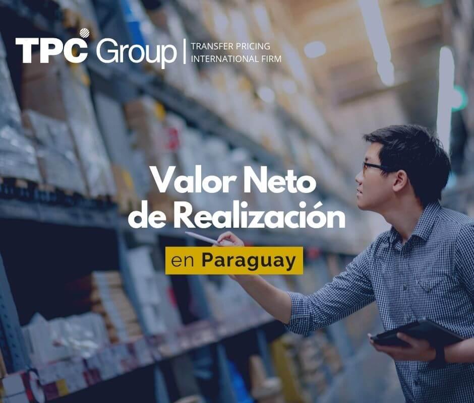 Valor neto de realización en Paraguay