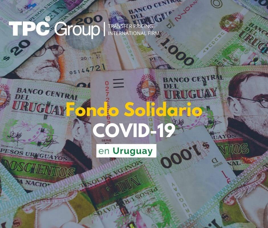 FONDO SOLIDARIO COVID-19 en Uruguay