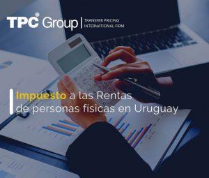 Impuesto a las rentas de personas físicas en Uruguay