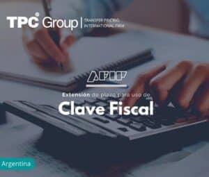 Extensión de plazo para uso de Clave Fiscal