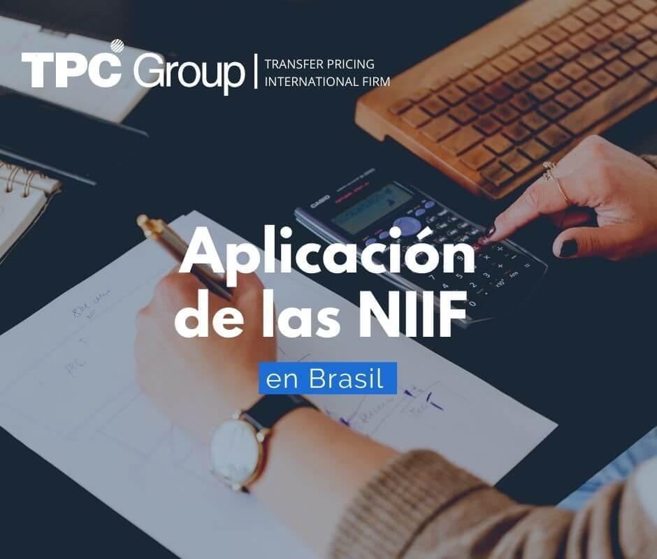 Aplicación de las NIIF en Brasil