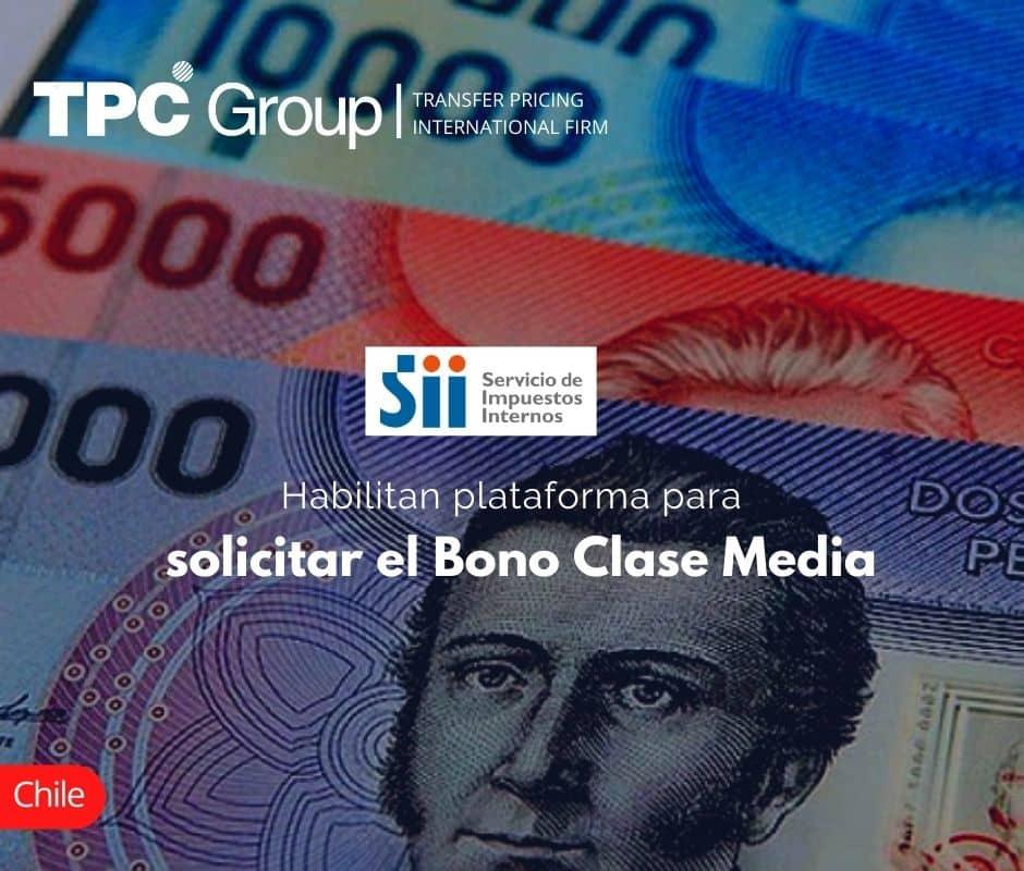 Habilitan plataforma para solicitar el Bono Clase Media