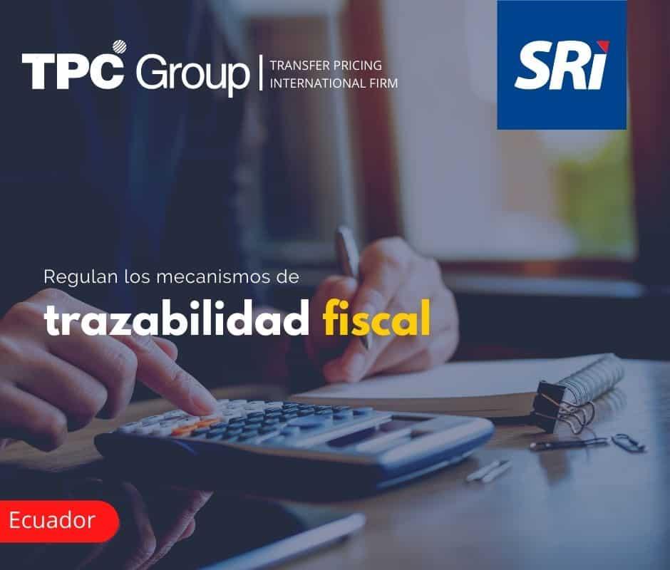 Regulan los mecanismos de trazabilidad fiscal
