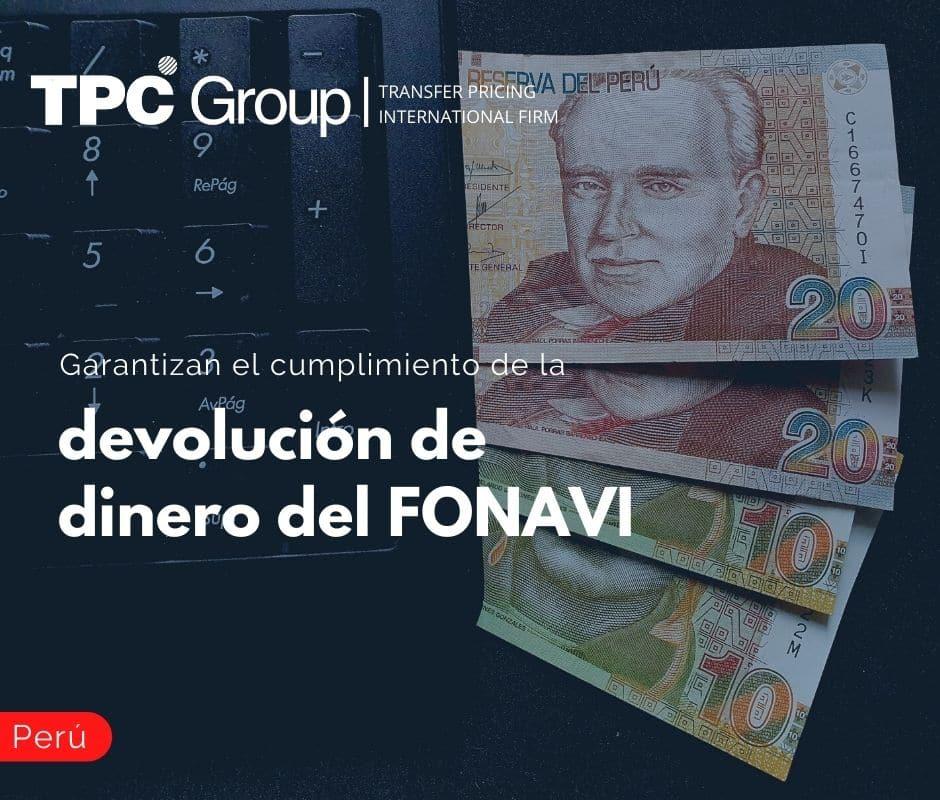 Garantizan el cumplimiento de la devolución de dinero del FONAVI