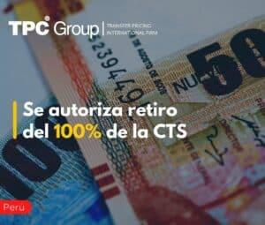 Se autoriza retiro del 100% de la CTS