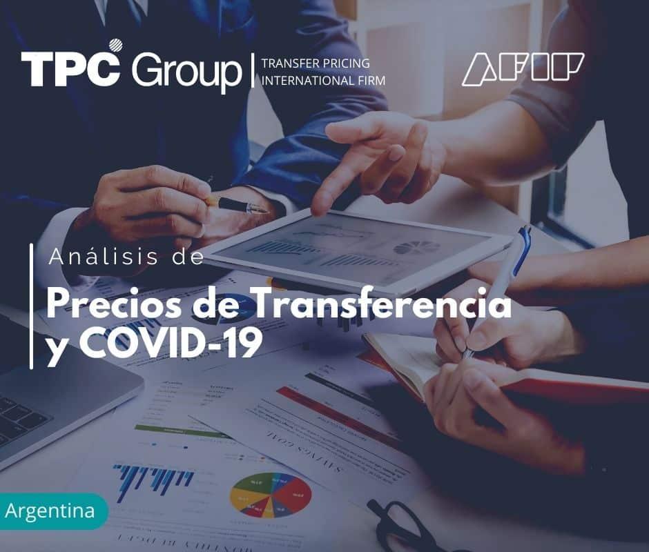 Análisis de Precios de Transferencia y COVID-19