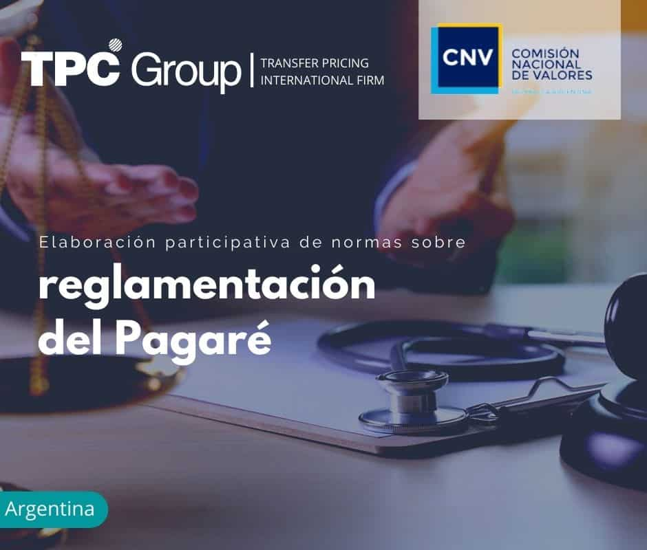 Elaboración participativa de normas sobre reglamentación del Pagaré