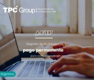 Régimen de facilidades de pago permanente para contribuyentes