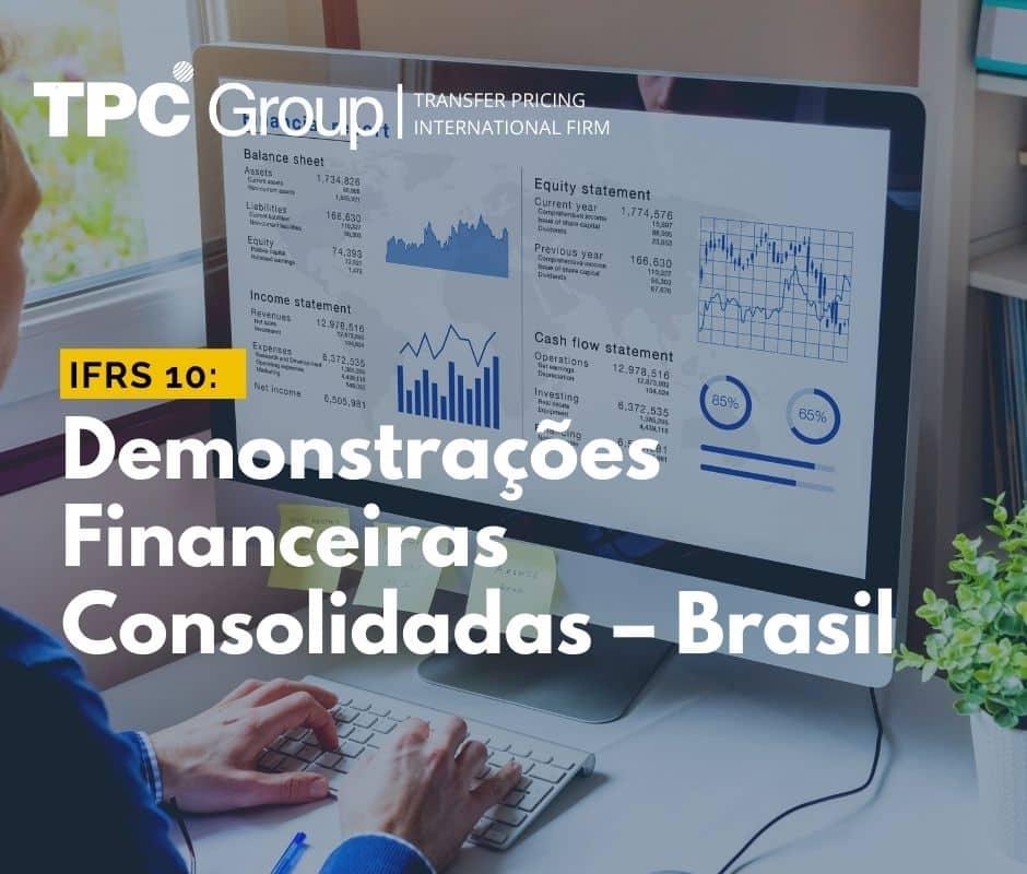 IFRS 10: Demonstrações Financeiras Consolidadas - Brasil