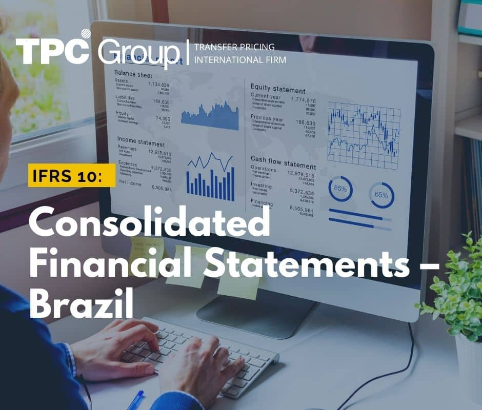 IFRS 10: Consolidated Financial Statements - Brazil