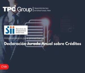 Amplían plazo para presentar la Declaración Jurada Anual sobre Créditos