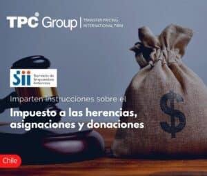 Imparten instrucciones sobre el Impuesto a las herencias, asignaciones y donaciones