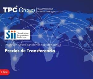 Instruyen sobre sanciones relacionadas a precios de transferencia
