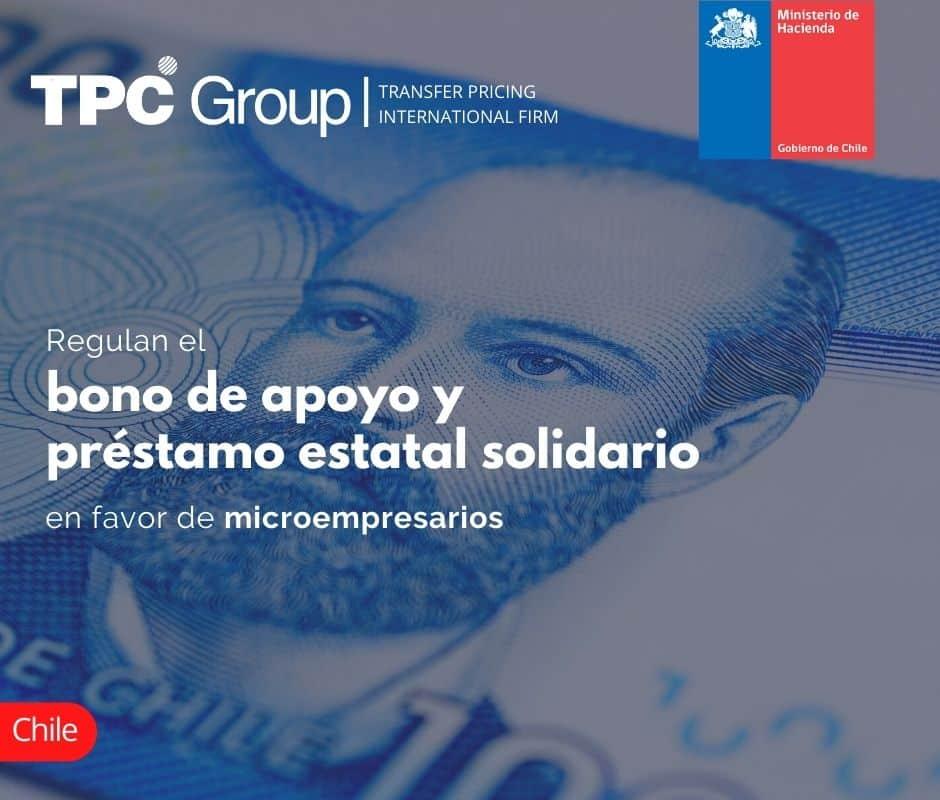 Regulan el bono de apoyo y préstamo estatal solidario en favor de microempresarios.