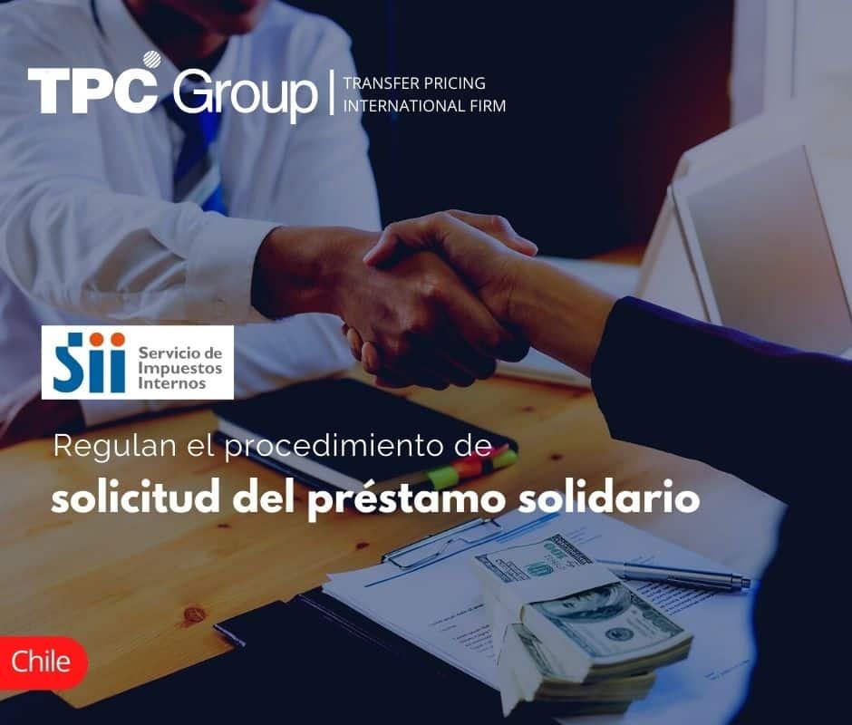 Regulan el procedimiento de solicitud del préstamo solidario