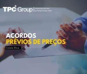 Acordos Prévios de Preços: Costa Rica