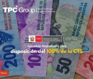 Aprueban reglamento para disposición del 100% de la CTS-