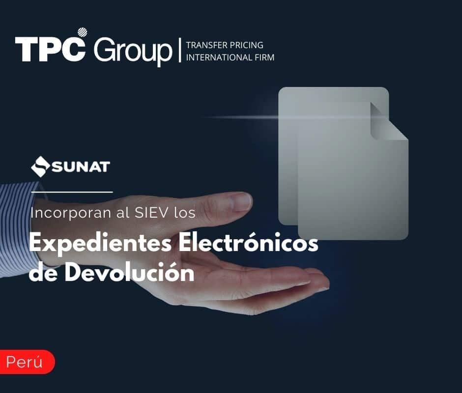 Incorporan al SIEV los Expedientes Electrónicos de Devolución