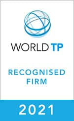 World TP Recognised Firm
