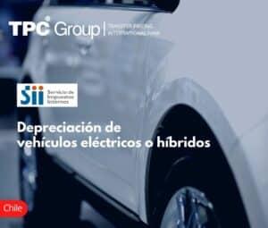Depreciación de Vehículos Eléctricos o Híbridos