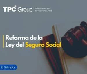 Reforma de la Ley del Seguro Social