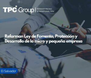 Reforman Ley de Fomento, Protección y Desarrollo de la micro y pequeña empresa