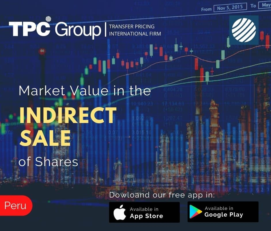 Market Value in the Indirect Sale of Shares